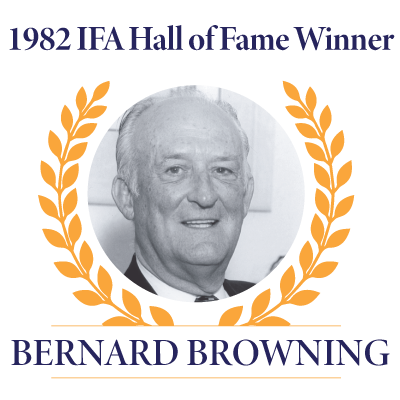 Bernard Browning